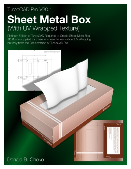 Sheet Metal Box Tutorial Cover Image