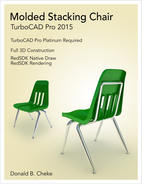 Molded Stacking Chair TC2015 Tutorial Cover Image_500