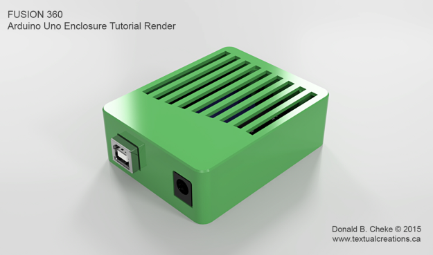 Arduino Uno Enclosure Tutorial Image DBC